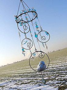 Dekorácie - ...❄️ pieseň rán zimných ❄️...svetlohra - 11284315_