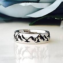 Prstene - Hory - prsteň - 11283990_