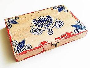 Krabičky - Šperkovnica - 11280350_