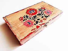Krabičky - Šperkovnica - 11280370_