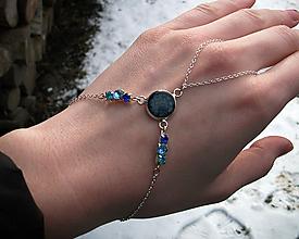 Náramky - Hand chain - 11282990_