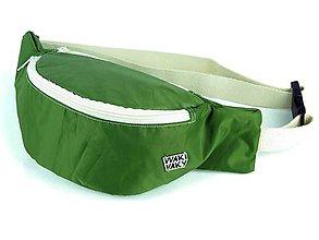 Iné tašky - Ľadvinka Tent zeleno-bledá - 11279743_