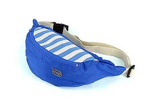 Iné tašky - Ľadvinka Sailor - 11279928_