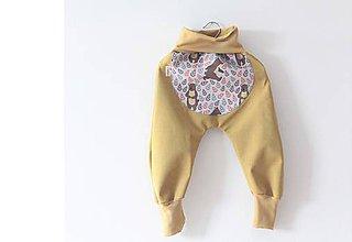 """Detské oblečenie - Softshellky """"pán medveď na pochode"""" !posledné kúsky! - 11281165_"""