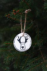 Dekorácie - Vianočné ozdoby - 11282750_