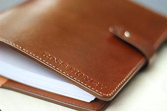 Nezaradené - Personalizovanie koženého výrobku - 11284226_