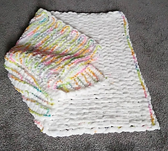 Textil - Deka puffy tutti fruti - 11280535_