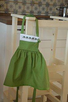 Iné oblečenie - Zásterky na adventné pečenie - 11282587_