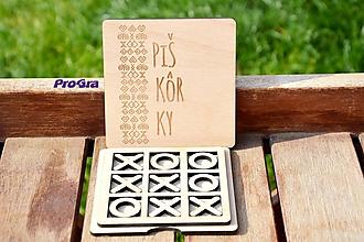 Hračky - Piškôrky čičmanské - v drevenej krabičke - 11282967_