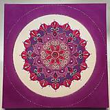 Obrazy - Mandala z piesku Gloria - 11281767_