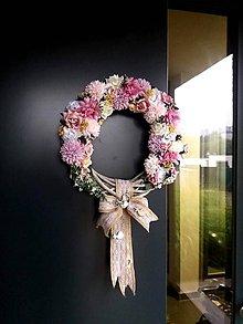 Dekorácie - Venček na dvere - 11283201_