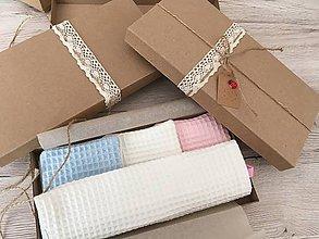 Úžitkový textil - Vianočný set - 11283704_
