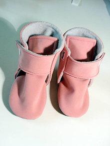 Topánočky - softshellové čižmičky do nosiča - 11283374_
