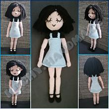Hračky - Bábika Mimi - 11284541_