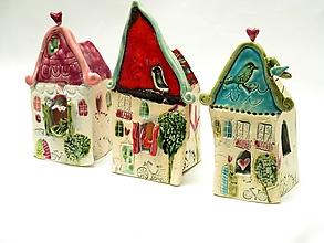 Svietidlá a sviečky - svietnik dom - 11282485_