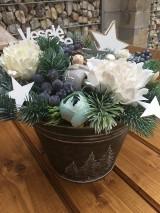 Dekorácie - Vianočná dekorácia 9 - 11282567_