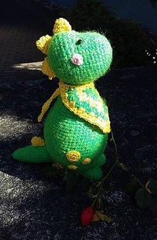 Hračky - Dinosaurus - hračka - 11280019_