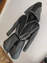 Oblečenie - Pánsky dobový kabát - 11280061_