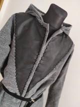 Oblečenie - Pánsky dobový kabát - 11280063_