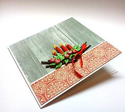 Papiernictvo - Pohľadnica ... adventný čas II - 11289500_