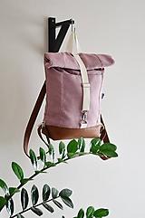 Batohy - RollTop ruksak Rolly (staroružový) - 11287697_