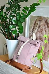 Batohy - RollTop ruksak Rolly (staroružový) - 11287699_