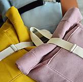 Batohy - RollTop ruksak Rolly (babyblue) - 11287822_