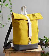 Batohy - RollTop ruksak Rolly (kari) - 11287845_