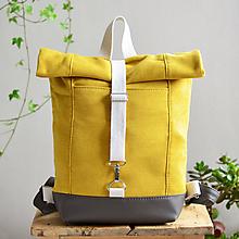 Batohy - RollTop ruksak Rolly (kari) (So zipsovým zapínaním) - 11287844_