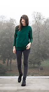 Mikiny - Mikina Emerald Tree - 11287793_