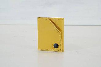 Peňaženky - LuPen - peňaženka na platobné karty a bankovky - 11288945_