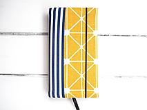 Papiernictvo - Diár lemon vibes - 11286517_