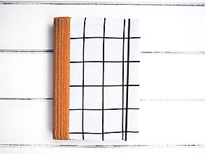 Papiernictvo - Diár minimál white akcia z 25 eur - 11286564_