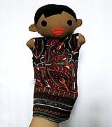 Maňuška černoško - Bobo