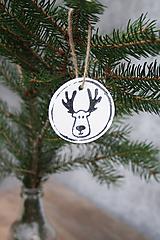 Dekorácie - Vianočné ozdoby - 11286248_
