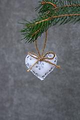 Dekorácie - Vianočné ozdoby - 11286388_