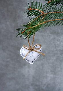 Dekorácie - Vianočné ozdoby - 11286387_