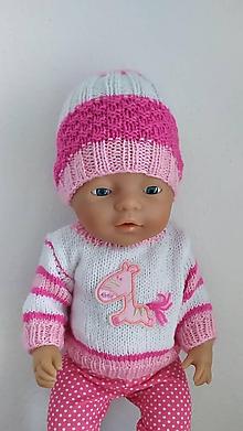 Hračky - Pony oblečenie pre bábiku - 11286010_