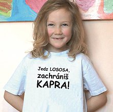 Tričká - tričko na záchranu kaprov - 11289536_