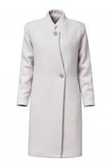 Kabáty - Šedý kabát (S) - 10730351_