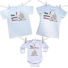 Detské súpravy - Rodinná sada Naše 1. spoločné Vianoce - 11285967_