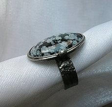 Prstene - Kus nočnej oblohy - 11288509_