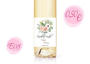 Papiernictvo - Etiketa na víno E08 - 11288297_