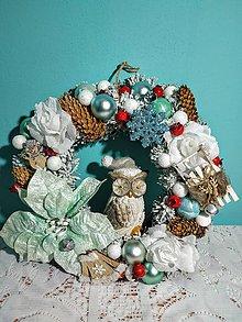 Nezaradené - Vianočný veniec - 11286057_