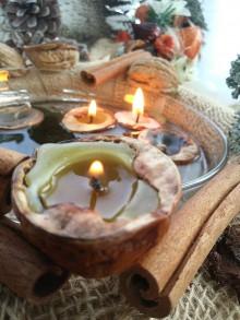 Svietidlá a sviečky - Plávajúce sviečky - 11289603_