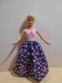 Hračky - Šaty pre barbie - 11288903_