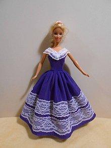 Hračky - Šaty pre barbie - 11288918_