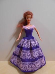 Hračky - Šaty pre barbie - 11289431_