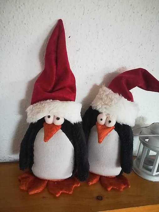Vianoční tučniaci