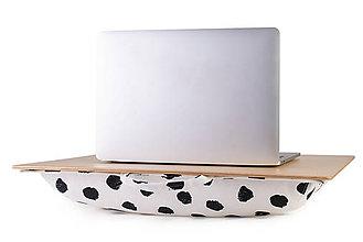 Nábytok - Podložka pod notebook Popono 101 Dalmatians M - 11292992_